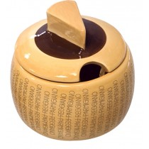 Ceramic Box for Grated Cheese