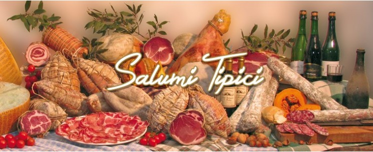 Cured meats from Parma