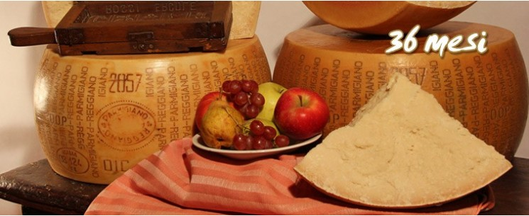 Parmigiano Reggiano 36 Mois